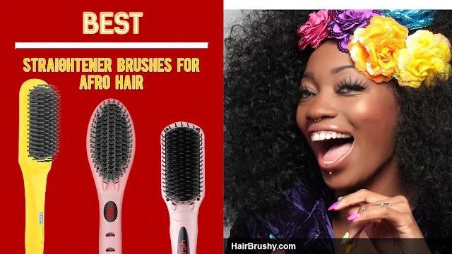 Best Straightening Brush For Black Hair